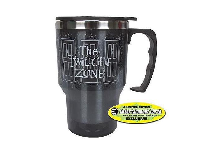 The Twilight Zone Doorway 14 Travel Mug - Exclusive