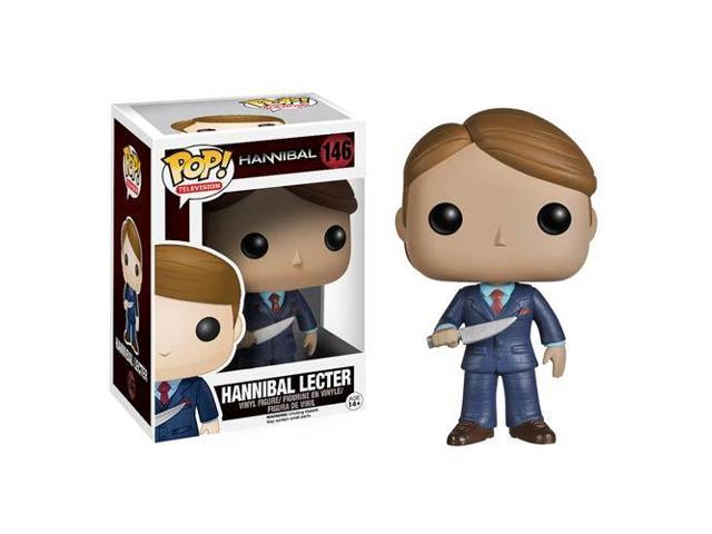 Hannibal TV Hannibal Lecter Pop! Vinyl Figure