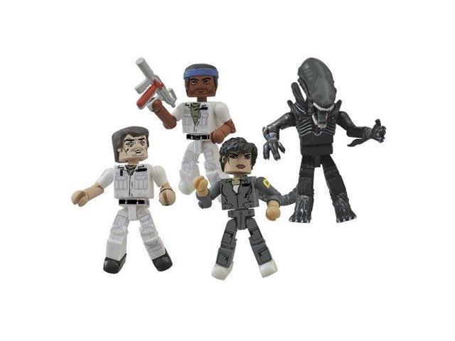 Alien Minimates 35th Anniversary Box Set