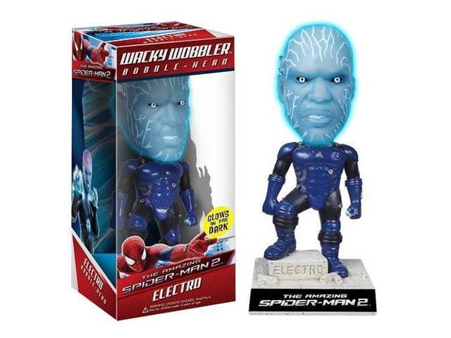 Amazing Spider-Man 2 Movie Electro Bobble Head