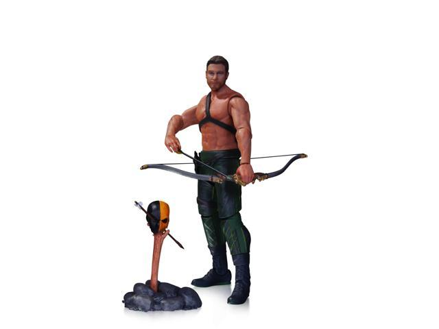 Arrow Oliver Queen & Totem Action Figure