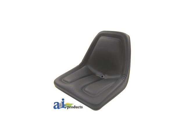 Universal Vintage Tractor Seat Replacement : Universal replacement tractor seat black newegg