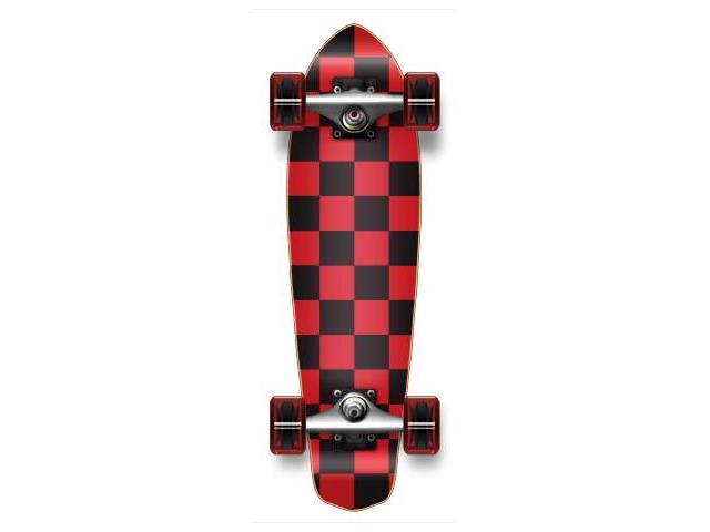 Complete Graphic Longboard MiCro Cruiser Skateboard 25