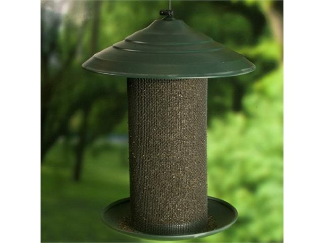 Woodlink Green Steel Magnum Thistle Feeder
