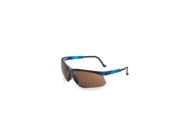 UVEX BY HONEYWELL S3241X Safety Glasses, Espresso, Antifog