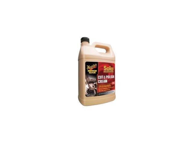 Solo One Liquid System Cut and Polish Cream - Gallon