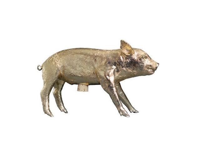 Areaware Harry Allen Reality Pig Bank in Gold Limited Edition