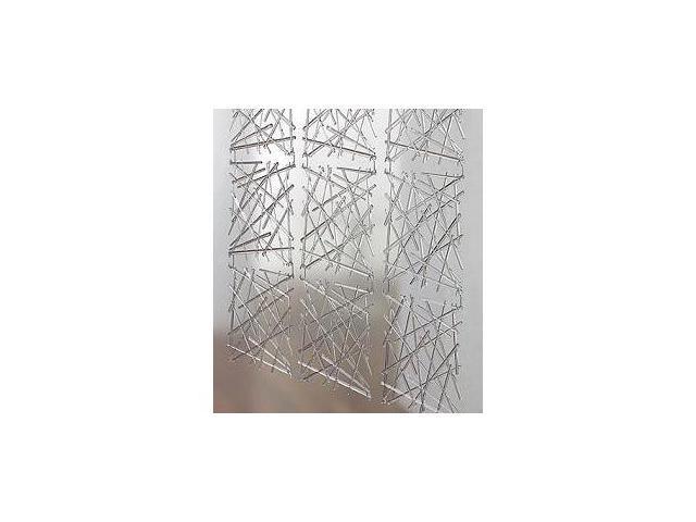 Koziol Stixx Clear Transparent Partitions, One Piece - 10.5 x 10.5 Inches