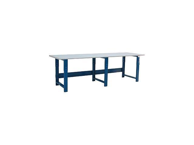 BenchPro 1,600 Lb Capacity Height Adj Industrial Work bench w/ Laminate Top 30