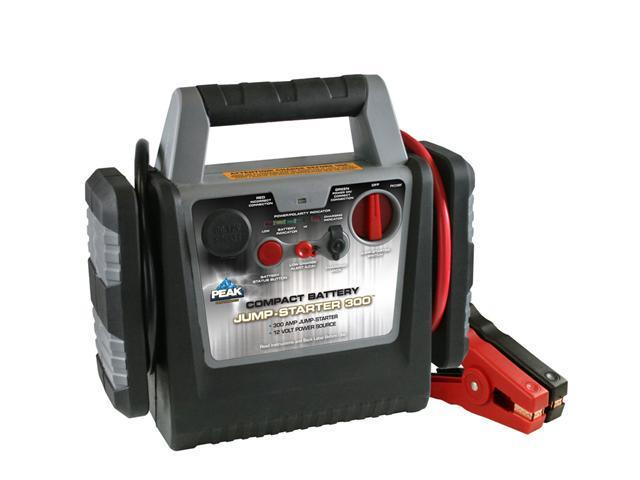 Peak 300 Amp Jump-Starter & 12 V Power Source
