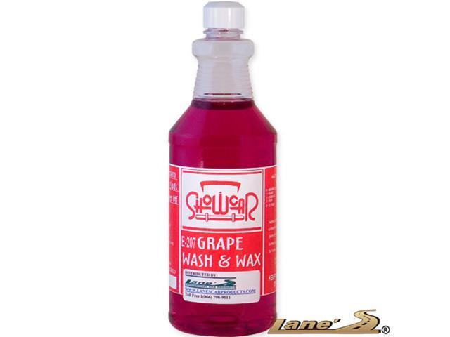 Grape Wash & Wax Car Soap
