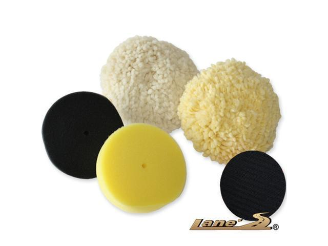 Spot Buffing Pad Kit