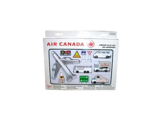 Daron Real Toys Air Canada Airline Airport Playset - Newegg.com