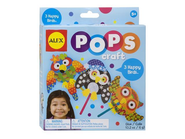 Alex Toys Pops 3 Happy Birds