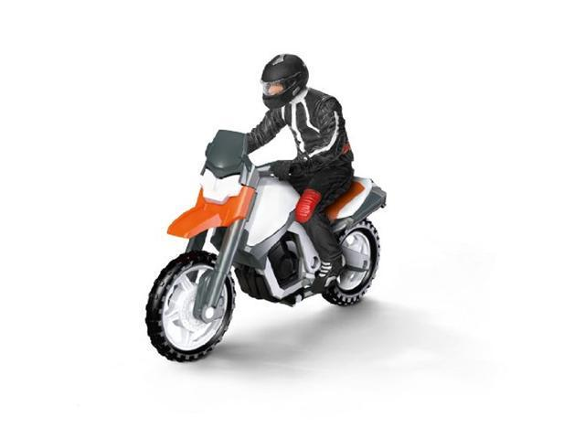 Schleich Motorcycle with Driver