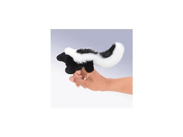 Folkmanis Mini Skunk Finger Puppet