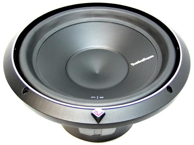 """ROCKFORD FOSGATE P2D2-8 8"""" Punch P2 500 Watt 2-Ohm DVC Car Audio Subwoofer P2D28"""