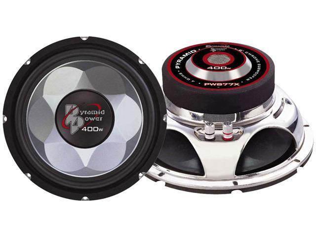 Pyramid - 5'' 200 Watt Subwoofer