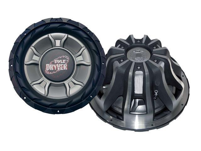 PYLE CAR AUDIO PLD15WD NEW 15 INCHES DVC CAR SUBWOOFER 4000 WATTS DUAL 4 OHMS