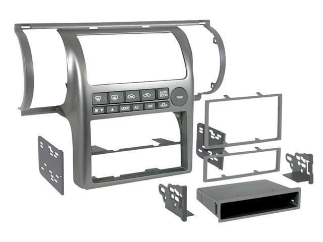 METRA 99-7604 SINGLE / DOUBLE DIN INSTALLATION KIT FOR 2003 - 2004 INFINITI G35