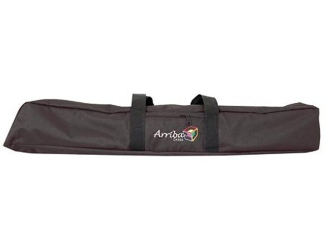 NEW ARRIBA AS171 DELUXE TRIPOD DOUBLE SPEAKER STAND BAG