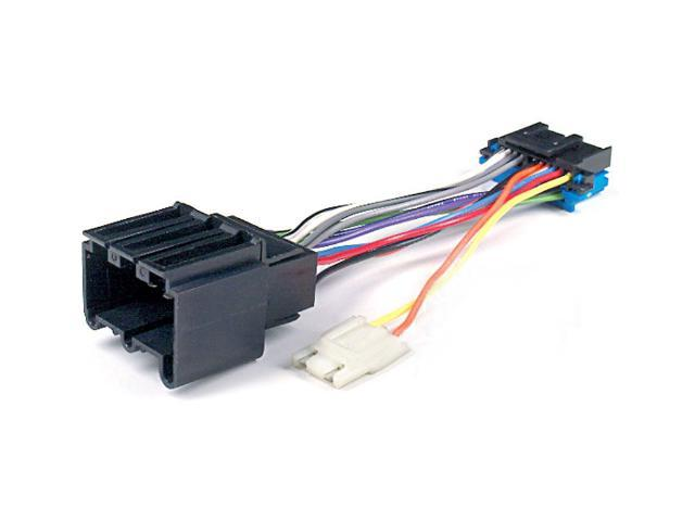 metra 70 1862 gm turbowires 21 pin to 12 pin aftermarket radio wire harness new newegg
