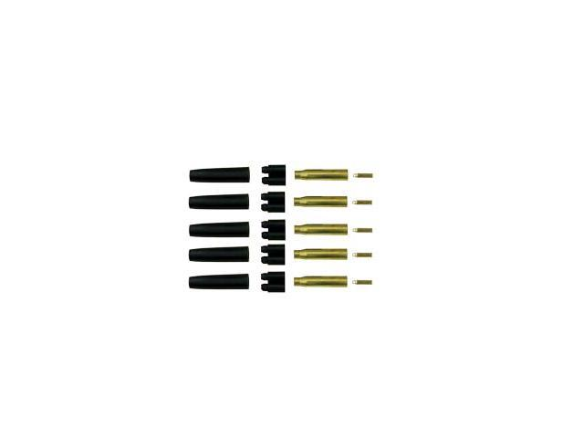 METRA 40-UV45 STANDARD FEMALE ANTENNA CONNECTOR 5 PIECES PER BAG BRASS FIT NEW