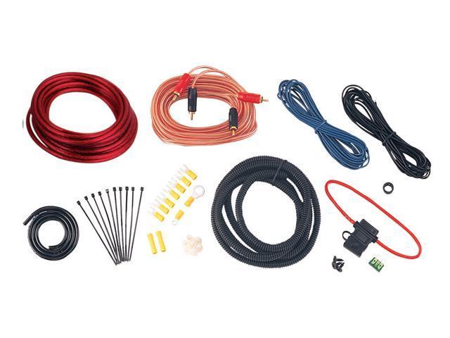 SOUND STORM LABS SWK10 CAR AUDIO 10 GAUGE AMPLIFIER INSTALLATION AMP KIT SSL NEW
