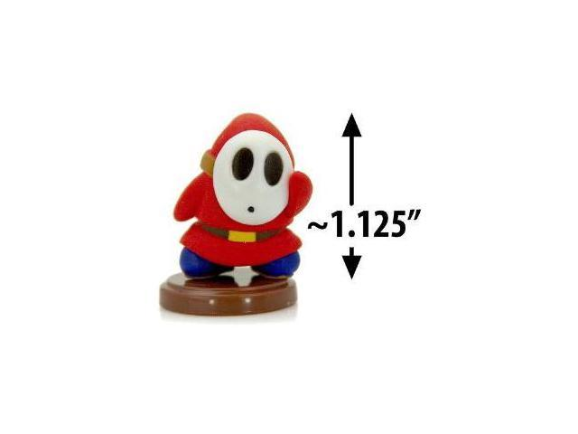 Nintendo Super Mario Bros: Series 3 1.6 inch Shy Guy - Choco Egg - Japanese Import Mini Figure