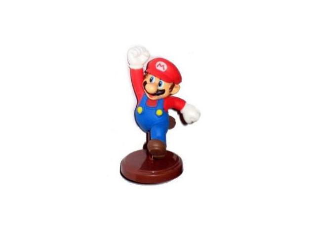 Nintendo Super Mario Bros: Wii Edition 1.6 inch Mario - Choco Egg - Japanese Import Mini Figure