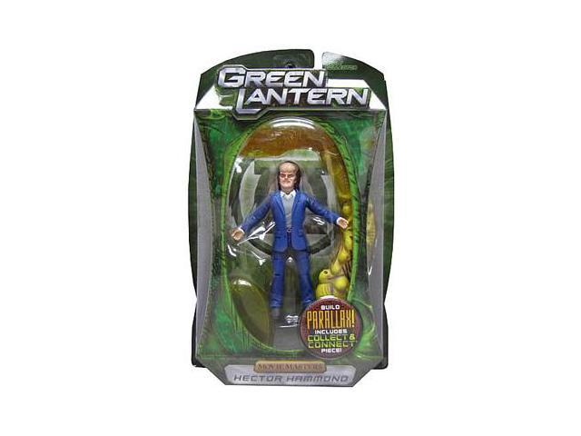 Green Lantern: Movie Masters Mix 4 6 inch Hector Hammond (Includes Parallax Collect and Connect Piece) Action Figure