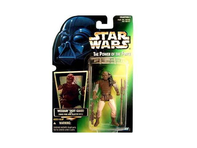 Star Wars: Weequay Skiff Guard Action Figure