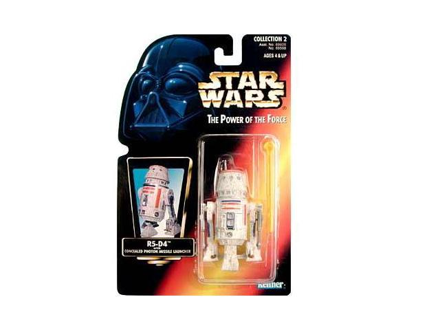 Star Wars: R5-D4 Action Figure