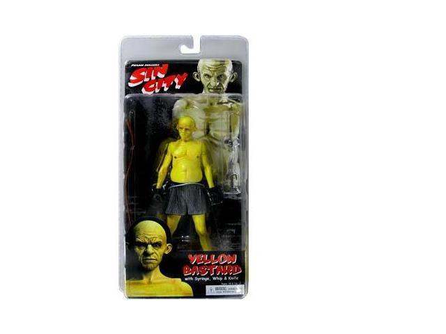 Sin City Series 1: Yellow Bastard (Serious) Action Figure
