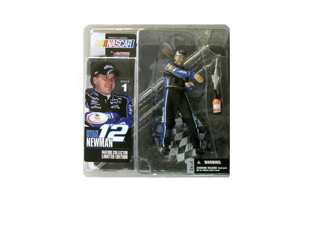 McFarlane Nascar Series 1: Ryan Newman Action Figure