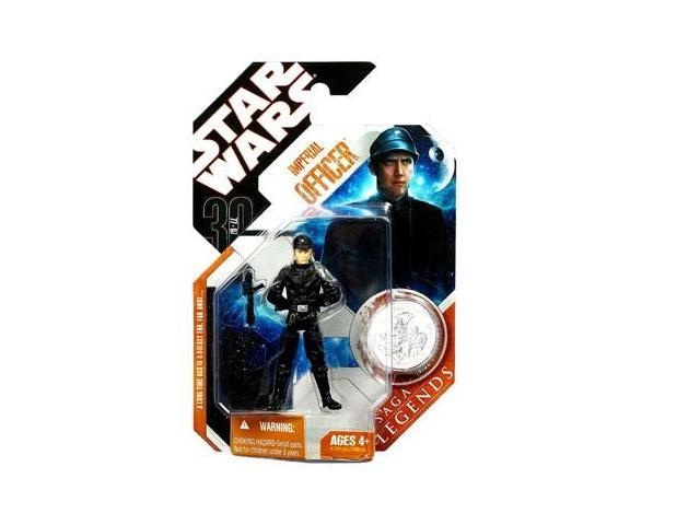 Star Wars: Imperial Officer (Dark Brown Hair) Action Figure