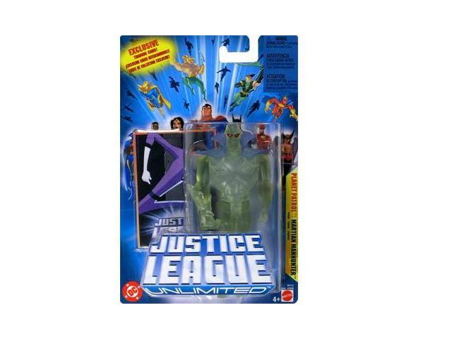JLA: Martian Manhunter (Planet Patrol) Action Figure