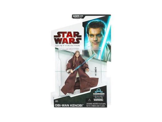 Star Wars: Obi-Wan Kenobi with Droid BG-J38's Head Action Figure