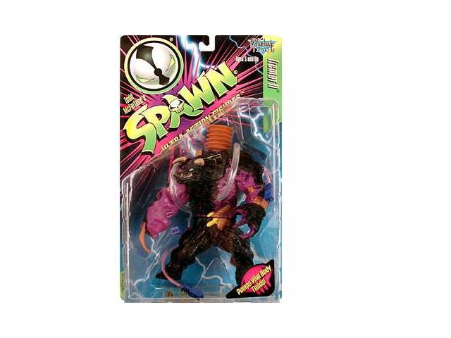 Spawn Series 5: Tremor II (Repaint) Action Figure