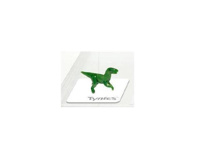 Tynies: Animals Sir - Dino * Colors May Vary * Glass Figure