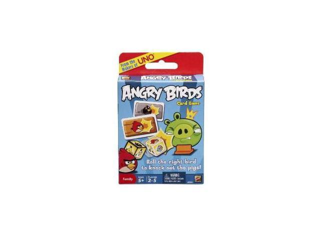 Angry Birds: Cards & Dice Angry Birds Card Game