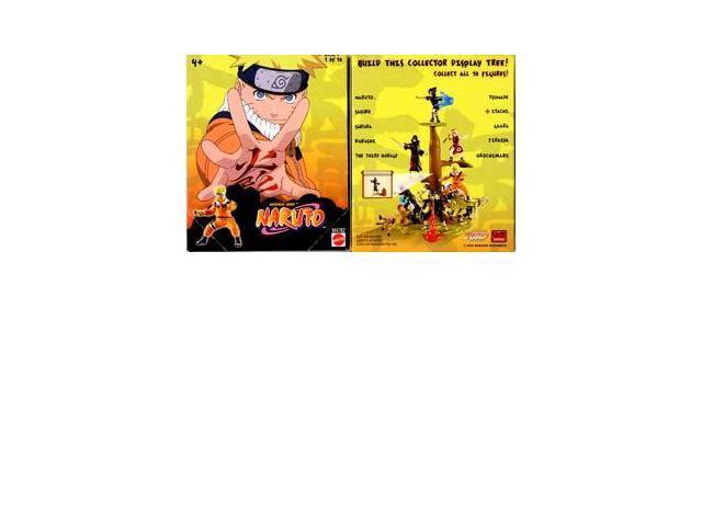 Naruto 3 Inch Series 2: #1 Naruto Trading Figure