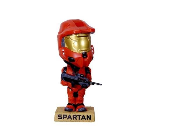 Funko: Toyrocket 2008 SDCC Exclusive Red Spartan Bobblehead