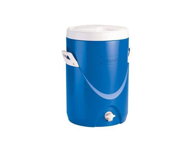 Coleman 5 Gallon Beverage Jug With Faucet Blue 3000000735