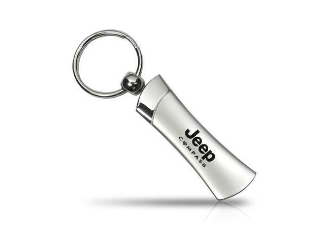 Jeep Compass Blade Style Metal Key Chain