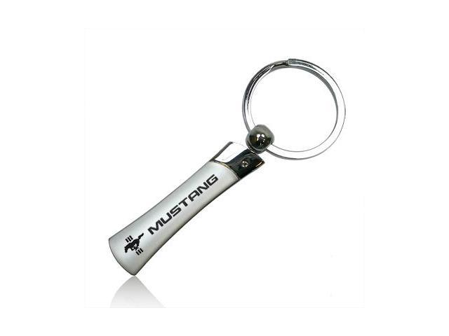 Ford Mustang Blade Style Metal Key Chain