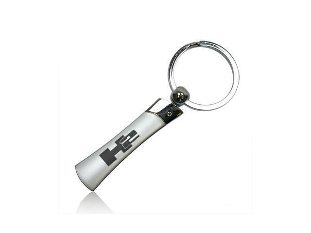 HUMMER H2 Blade Style Metal Key Chain
