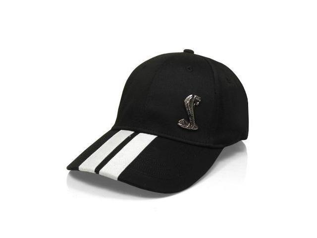 Ford Shelby Mustang GT500 Pewter Medallion Hat