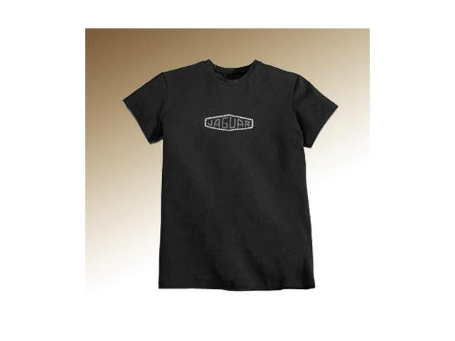 Jaguar Ladies Rhinestone T-Shirt, Small