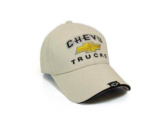 Chevrolet Trucks Beige Baseball Cap